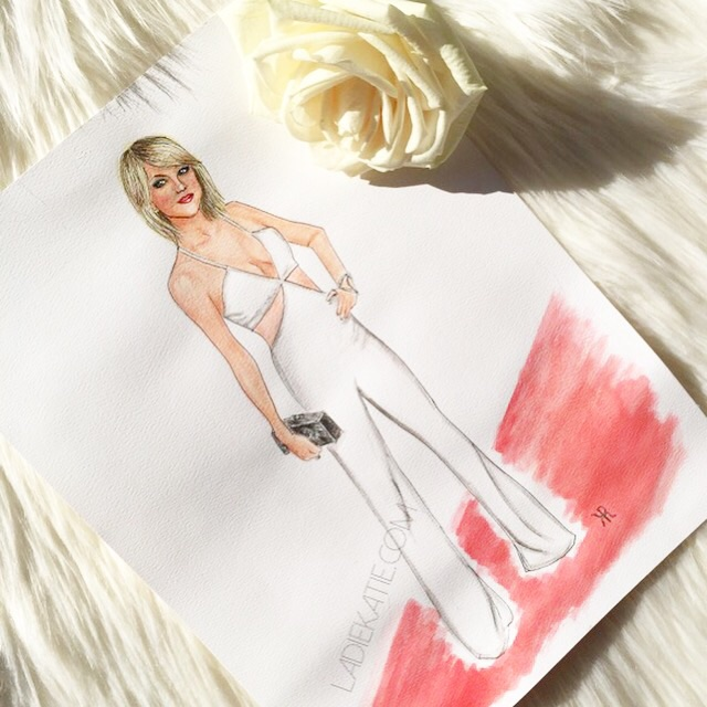 Taylor Swift Watercolor